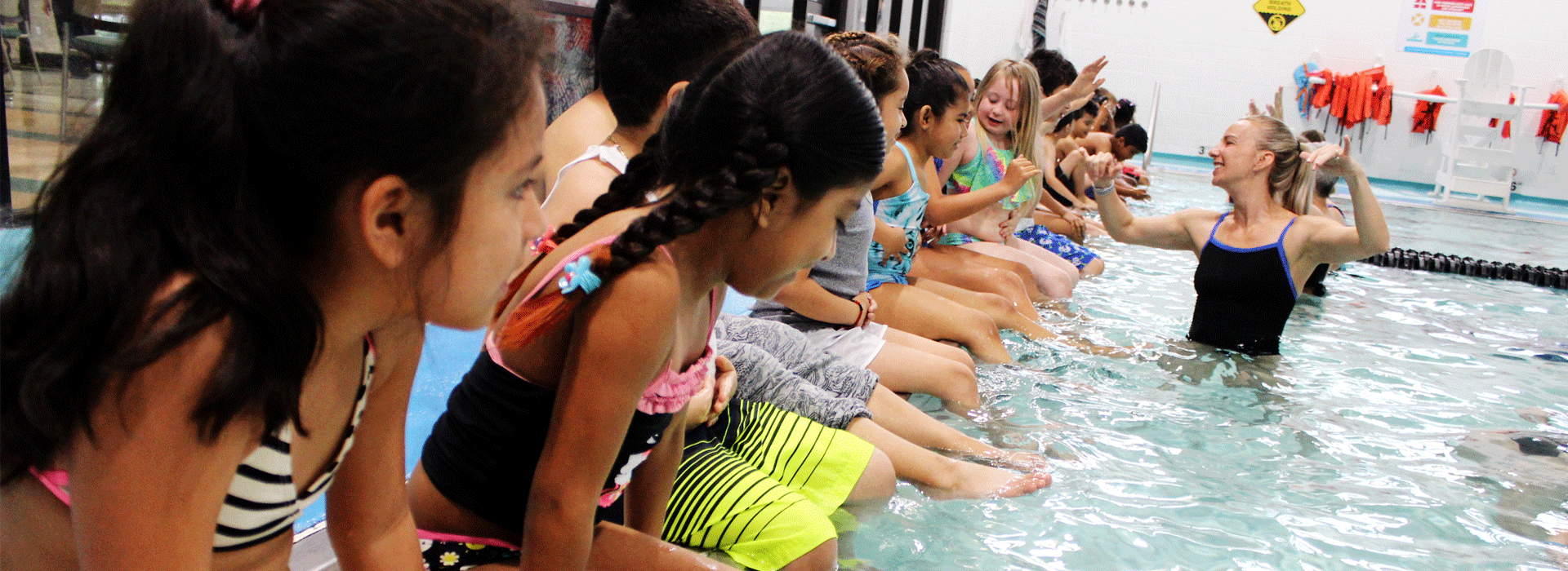 Swim Lessons | YMCA of Central Kentucky